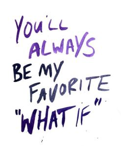 favorite-what-if